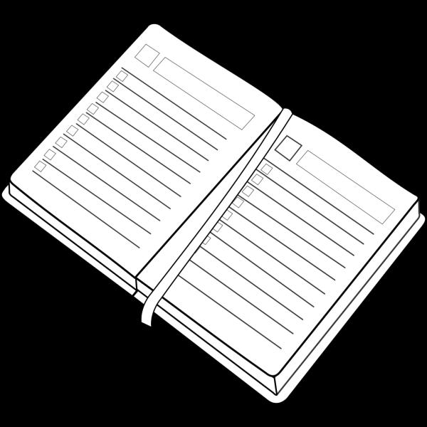 Planner PNG Clip art
