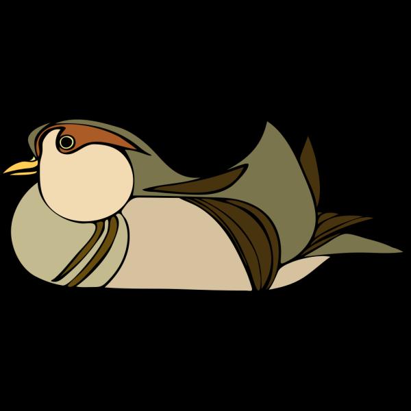 Nesting Bird PNG Clip art