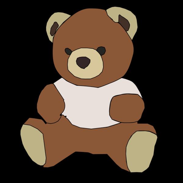 Stuffed Teddy Bear PNG Clip art