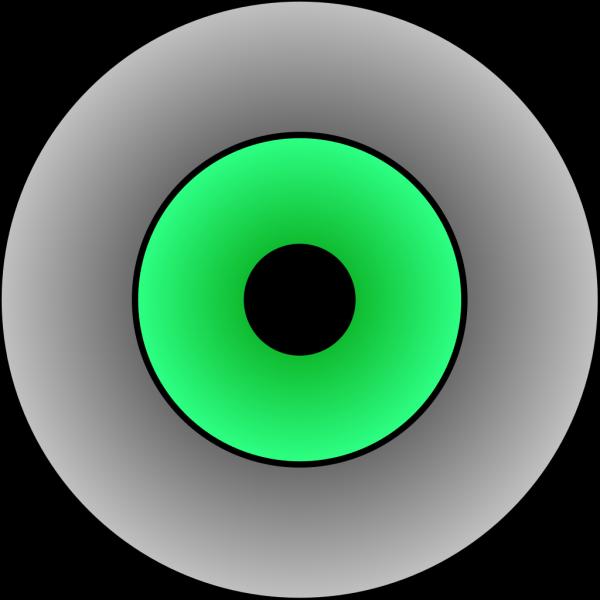 Green Eye PNG Clip art