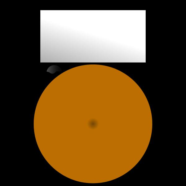 Fatboy Voyant Orange Eteint Orange Light Off PNG Clip art