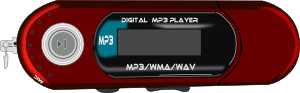 Mp3 Player 2 PNG Clip art