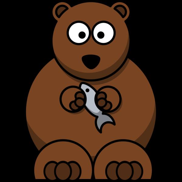 Cartoon Bear PNG Clip art