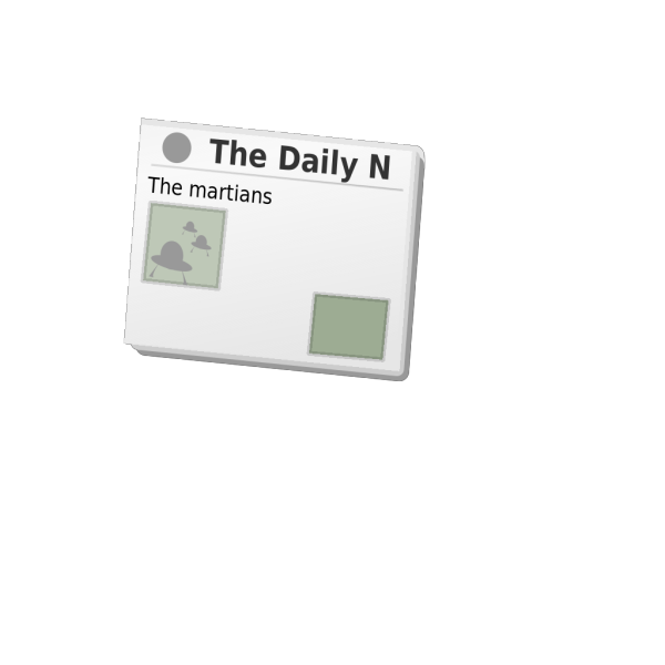 Newspaper PNG images