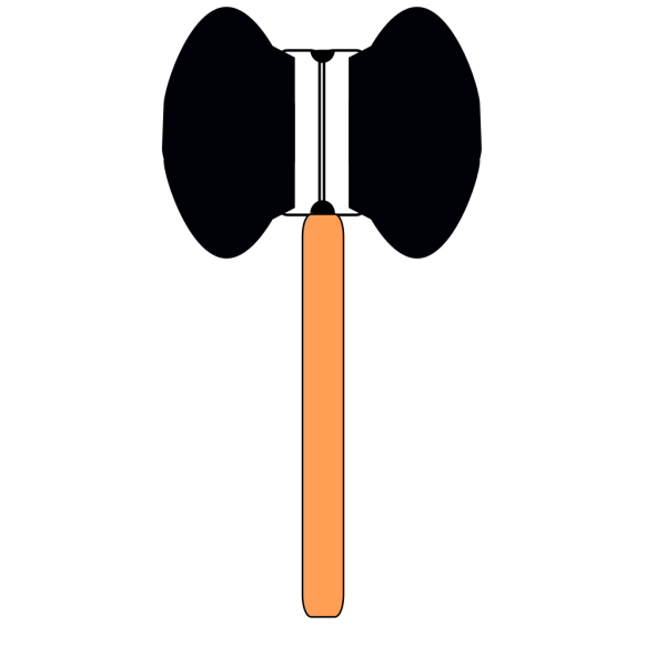 Gavel Hammer PNG clipart