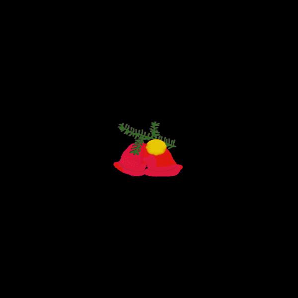 Xmas Bells PNG Clip art