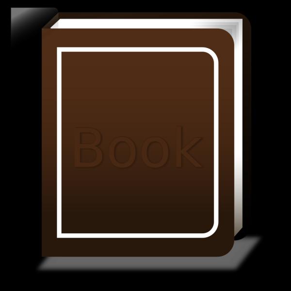 Ronoaldo Brown Book PNG Clip art