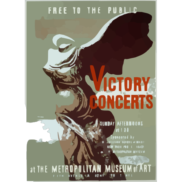 Victory Concerts At The Metropolitan Museum Of Art Free To The Public / Byron Browne. PNG Clip art