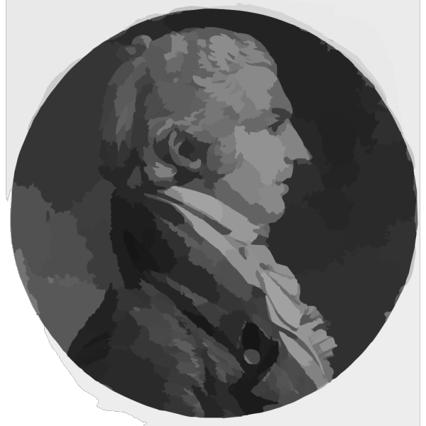 [james Brown, Sr., Head-and-shoulders Portrait, Right Profile] PNG Clip art