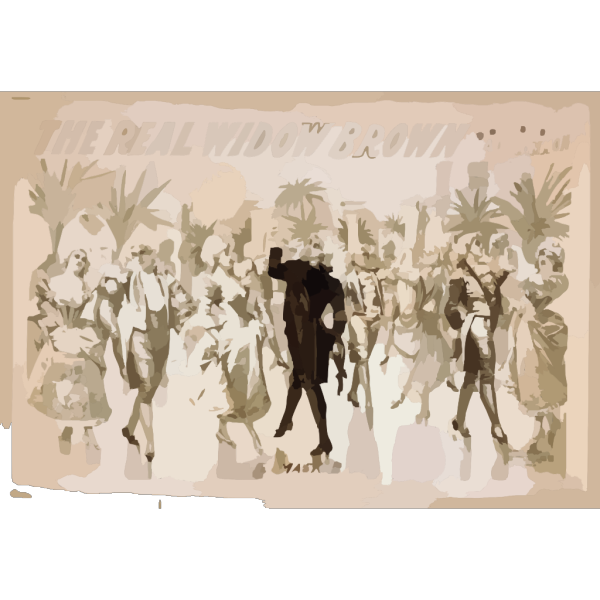 The Real Widow Brown PNG images