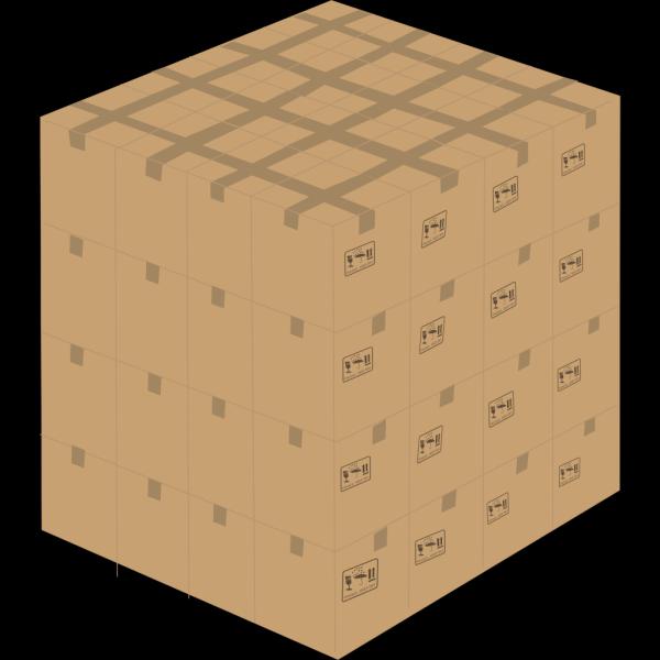 Box Cube PNG Clip art