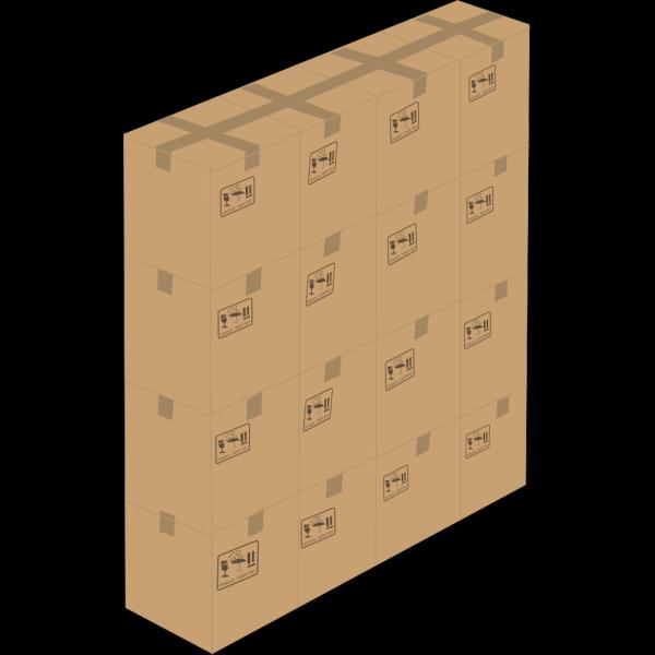 Box Wall PNG Clip art