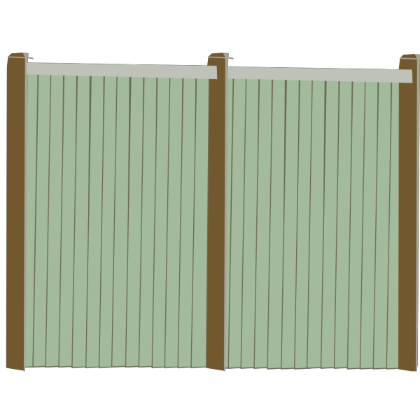 Wood Fence Facing PNG images