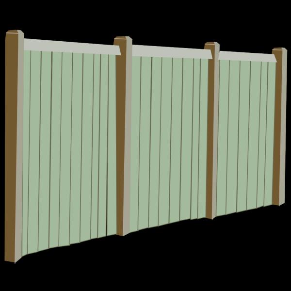 Wood Fence PNG Clip art