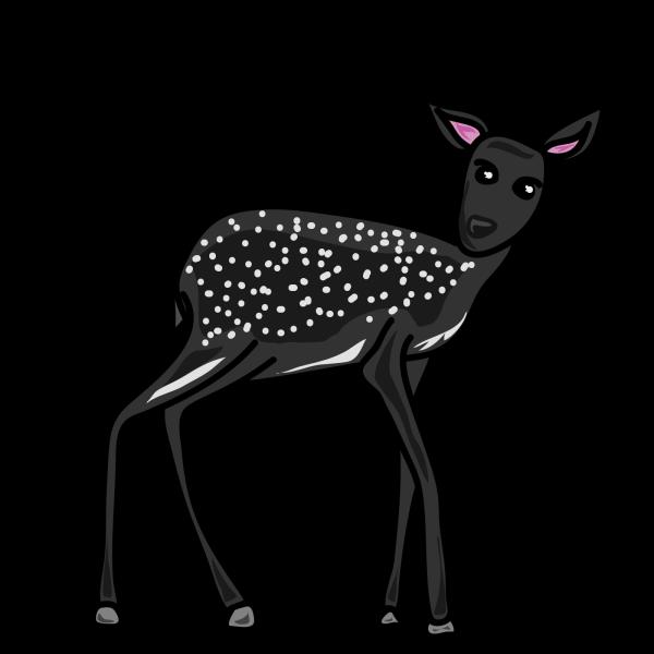 Running Deer PNG Clip art