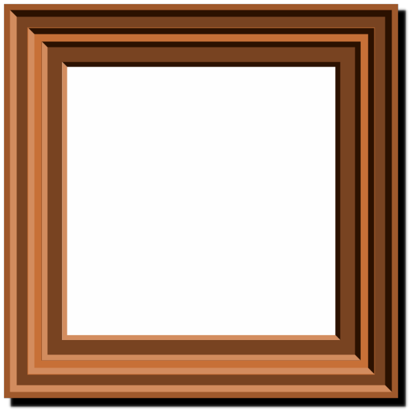 A Photo Frame PNG Clip art