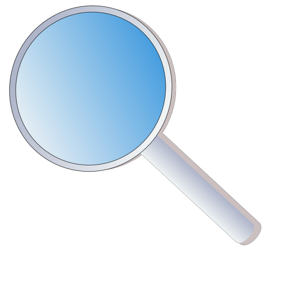 Magnifying Glass PNG Clip art