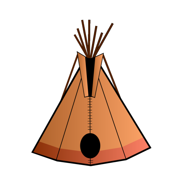Teepee PNG images