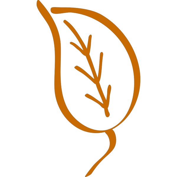 Old Leaf PNG Clip art