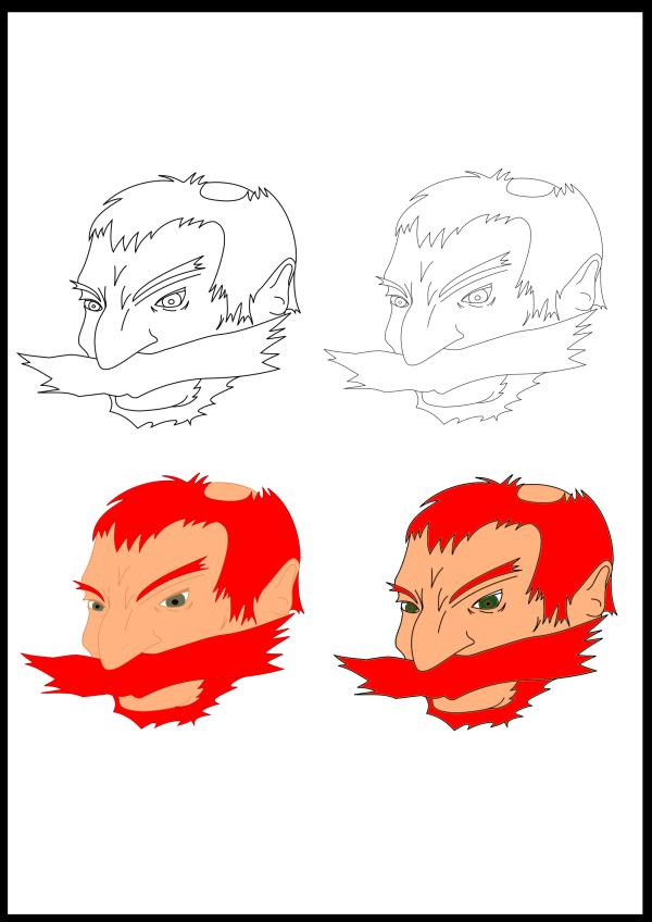 Human Face PNG Clip art