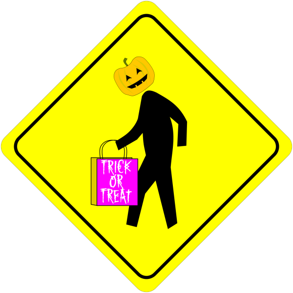 Trick Or Treat Bag PNG images