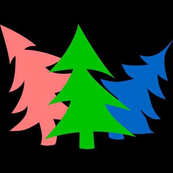 Trees3 PNG Clip art
