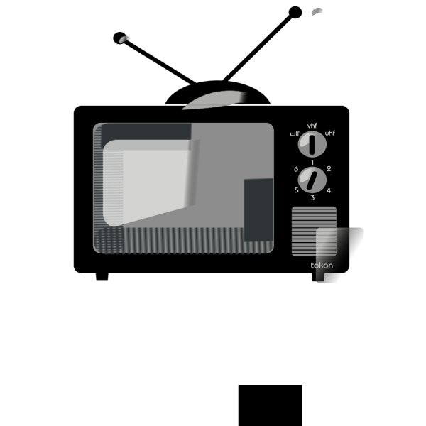 Old Tv PNG icon