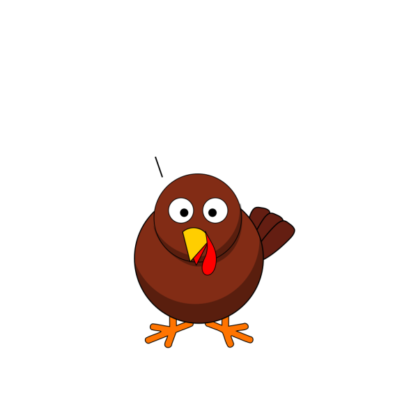 Thanksgiving Turkey Icon PNG Clip art