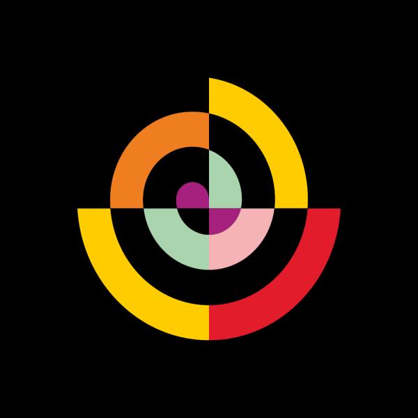 Spiral Design PNG Clip art