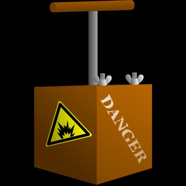 Dynamiter Box PNG Clip art