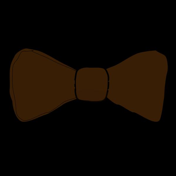 Brown Bowtie PNG Clip art