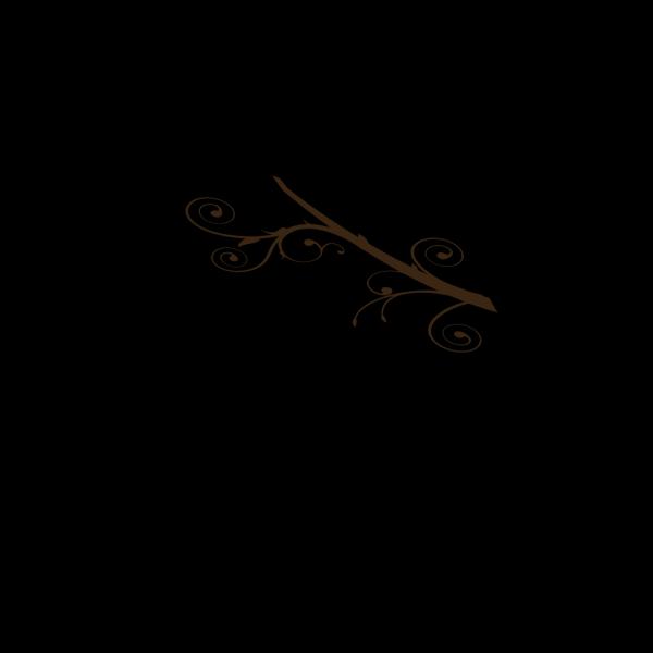 Dark Brown Branch PNG Clip art