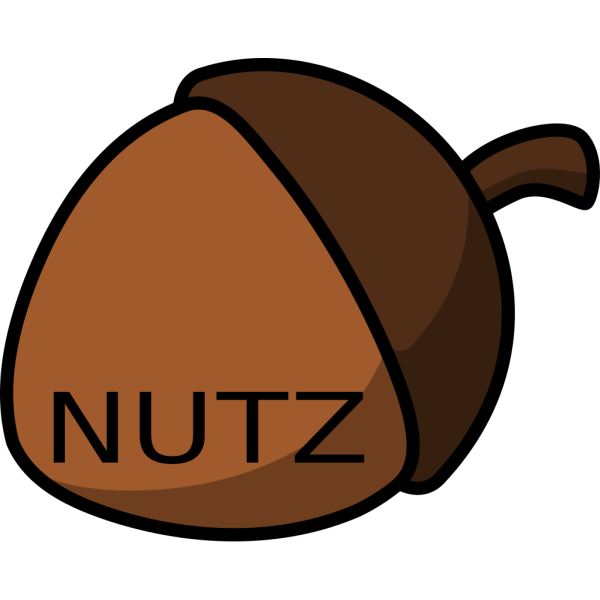 Catoon Nutz PNG Clip art