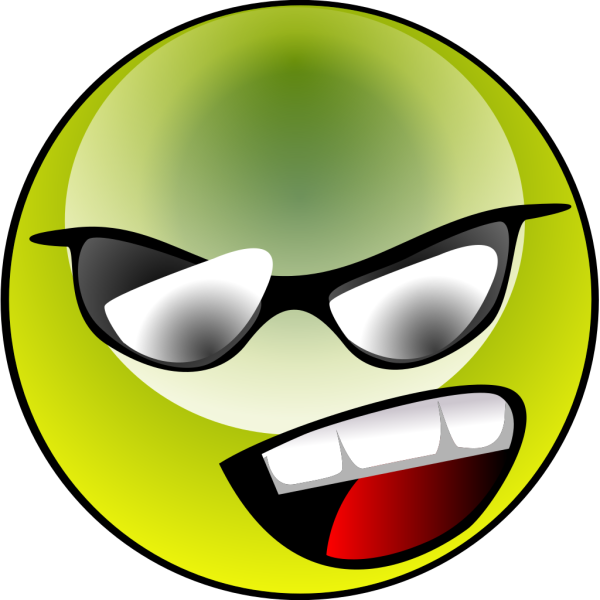 Raphie Green Lanthern Smiley PNG Clip art