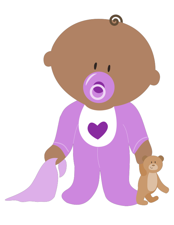 Brown Teddy Bear PNG clipart