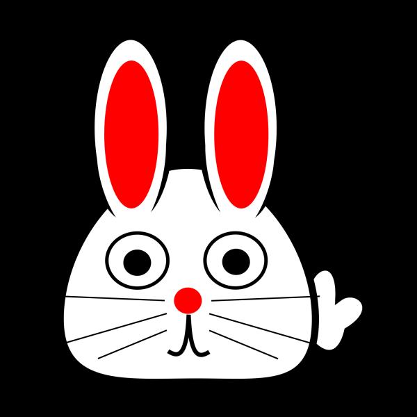 Brown Bunny Rabbit PNG Clip art