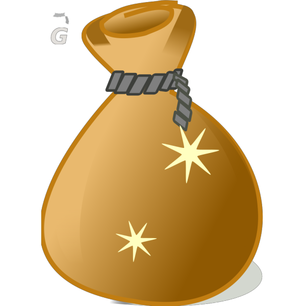 Money Bag2 PNG icons