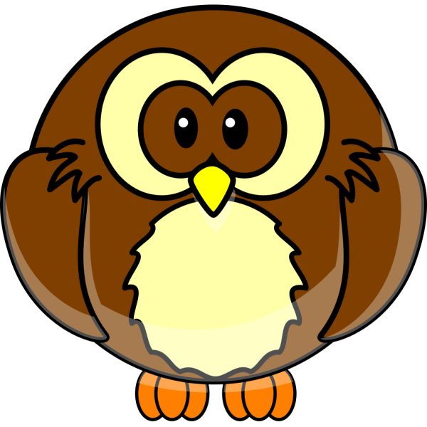 Spectacled Owl PNG Clip art