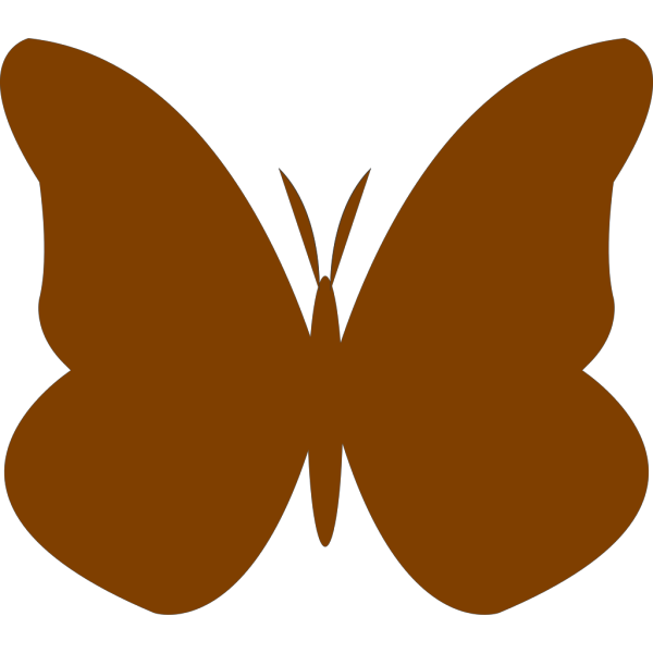 Bright Butterfly PNG Clip art