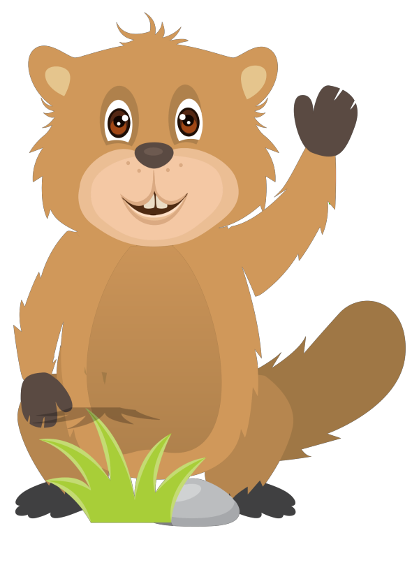 Beaver PNG clipart