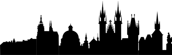 Basic City Silhouette PNG Clip art