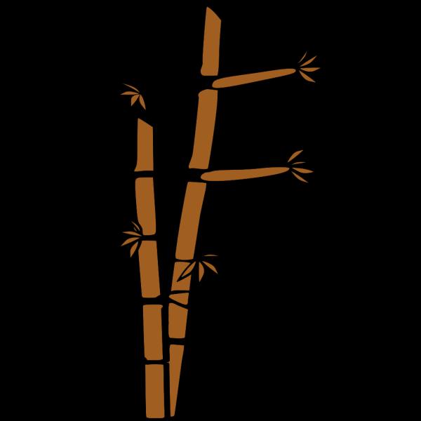 Bamboo 3 PNG Clip art