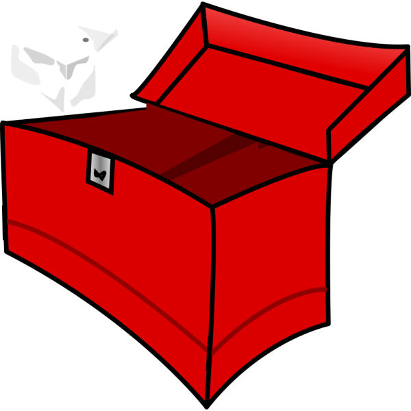 Brown Tool Box PNG images