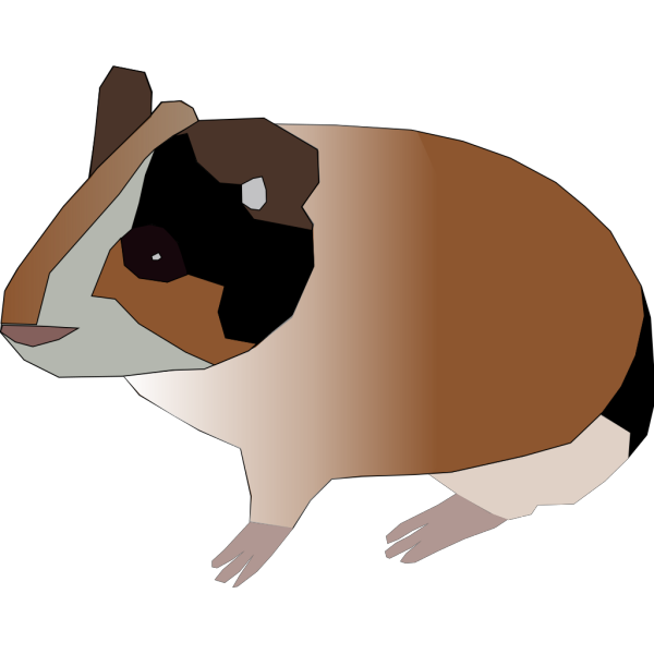 Guinea Pig PNG Clip art