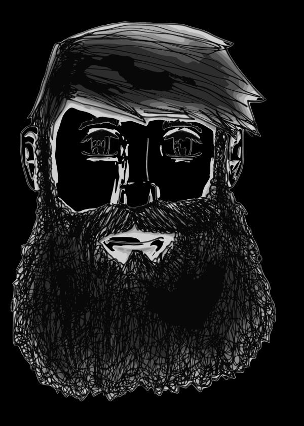 Viking Beard PNG Clip art