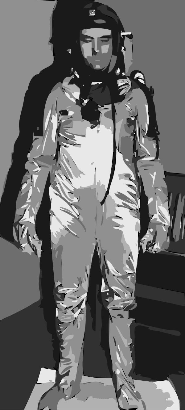 Brown Suit PNG Clip art