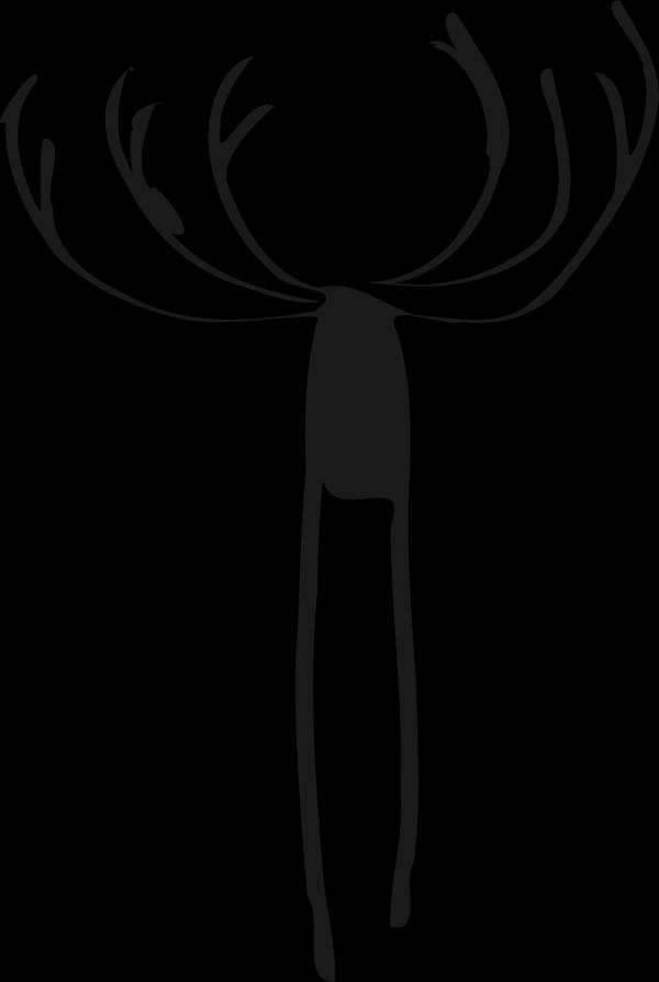 Big Brown Moose PNG Clip art