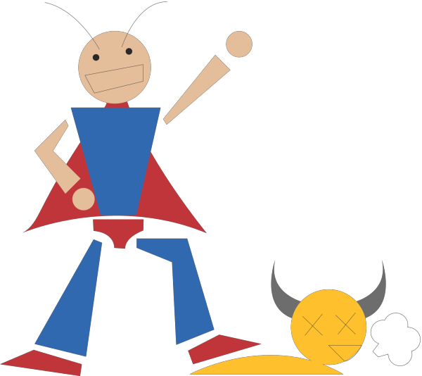 Hero PNG Clip art