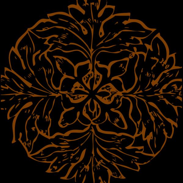 Leaf Decoration2 PNG Clip art