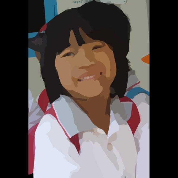 Girl - Brunette PNG images